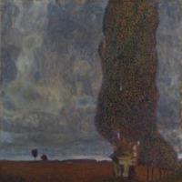 Gustav Klimt, Approaching Thunderstorm, 1903 (SAAL I)