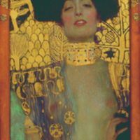Gustav Klimt, Judith, 1901 (SAAL III)