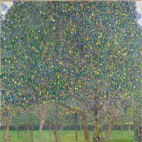 Gustav Klimt, Pear Tree, 1903 (SAAL I)
