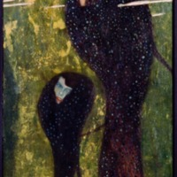 Gustav Klimt, Nixies (Silverfish), 1903 (SAAL III)